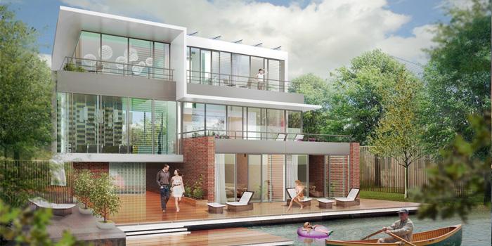 Ecovilla, Den Haag